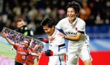 Kashima Antlers: Chuyện thần tiên lấy cảm hứng từ Zico