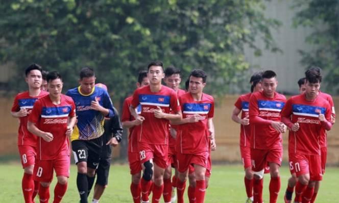 VFF chốt giá vé xem U22 Việt Nam đối đầu U23 Hàn Quốc tại vòng loại U23 châu Á