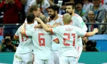 Kết quả Tây Ban Nha 1-0 Iran: Khó khăn hơn dự tính