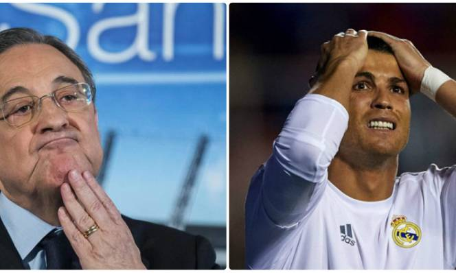 SỐC: Chủ tịch Perez muốn Ronaldo nhanh chóng nhận tội