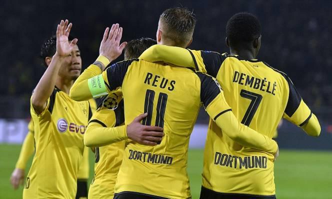 Barcelona gặp khó vụ sao Dortmund