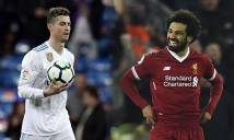 Trước thềm chung kết C1, Ronaldo và Salah chỉ ra lý do không thể so sánh với nhau