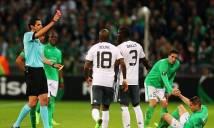 NÓNG: Eric Bailly nguy cơ 'án chồng án' tại Europa League