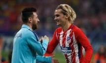 Từ chối làm đồng đội Messi, Griezmann sẽ tới Manchester