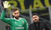 Donnarumma phản ứng thế nào sau khi bị CĐV Milan sỉ nhục?
