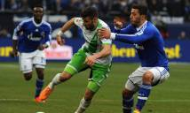 Nhận định Biến động tỷ lệ bóng đá hôm nay 07/02: Schalke 04 vs Wolfsburg