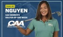 Nữ golfer Việt Nam được vinh danh ở Mỹ