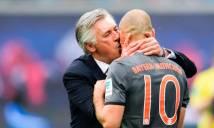 SỐC: Robben cầm đầu nhóm