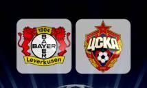 Leverkusen vs CSKA Moskva, 01h45 ngày 15/09: Đi dễ khó về