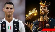 Vượt mặt Ronaldo, Messi được bầu làm VĐV vĩ đại nhất lịch sử loài người, ai giỏi hơn đã rõ rồi đấy!