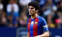 Real tính cướp tài năng trẻ của Barca