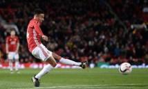 Lingard khiến Man Utd phật lòng