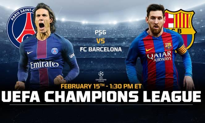 PSG vs Barcelona, 02h45 ngày 15/2: Đêm Valentine rộn ràng ở Paris