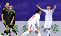 Futsal Việt Nam thắng nghẹt thở đội bóng khu vực Concacaf