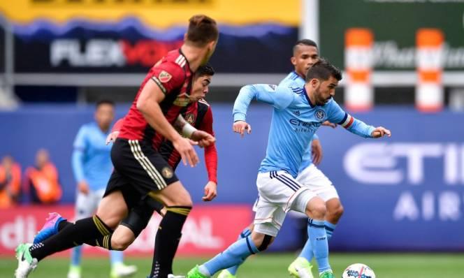 Nhận định New York City vs Atlanta Utd, 23h30 ngày 9/6 (Vòng 15 giải Nhà nghề Mỹ)