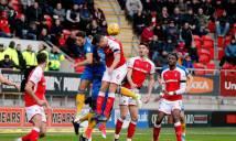 Nhận định Rotherham vs Shrewsbury, 21h00 ngày 27/5 (Play-off Giải hạng 2 Anh)