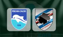 Nhận định Biến động tỷ lệ bóng đá hôm nay 28/11: Sampdoria vs Pescara