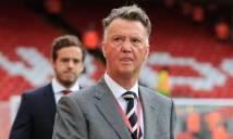 Tìm được bến đỗ mới, Van Gaal sắp trở lại Premier League