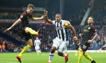 Nhận định Man City vs West Brom 03h00, 01/02 (Vòng 25 - Ngoại hạng Anh)