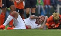 Jeremy Menez bị rách tai kinh hoàng ở trận ra mắt Bordeaux