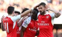 Thắng sát nút Norwich, Arsenal lên vị trí thứ 3