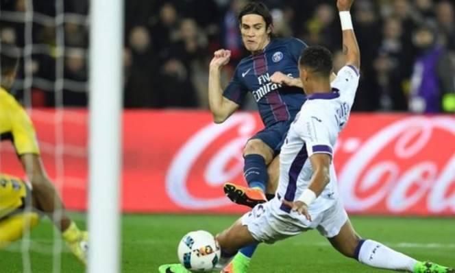 Bế tắc trước Toulouse, PSG lỡ cơ hội áp sát Monaco