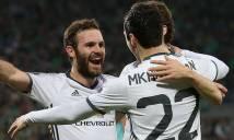 5 điểm nhấn St.Etienne 0-1 MU: Mkhitaryan khiến Mourinho lo sốt vó