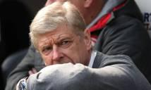 Điểm tin bóng đá quốc tế trưa 16/04: Arsenal chạm đáy dưới thời Wenger