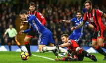 Soi kèo tài xỉu Chelsea vs Bournemouth, 2h45 ngày 21/12 (Tứ kết cúp Liên Đoàn Anh 2017-18)