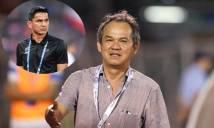 Bầu Đức bất ngờ phát biểu về việc mời Kiatisak dẫn ĐT Việt Nam