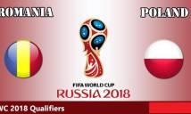 Romania vs Ba Lan, 02h45 ngày 12/11: Khó phân thắng bại