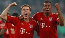 Chuyển nhượng ngày 7/1: Sao Bayern đồng ý gia nhập Man City