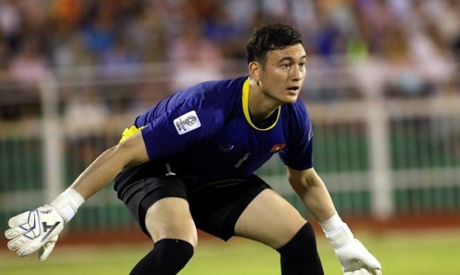 ĐT Việt Nam mất thủ môn số 1 ở trận tái đấu với Campuchia trên sân Mỹ Đình