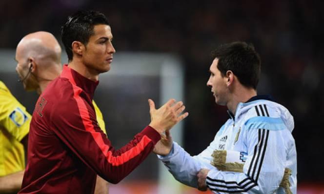 Messi gọi, Ronaldo có muốn trả lời?