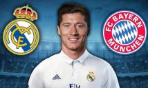 NÓNG: Real Madrid đạt thỏa thuận mua Lewandowski giá 100 triệu euro
