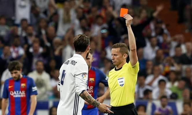 Án phạt của Sergio Ramos là một sự phỉ báng