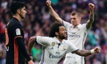 Marcelo nói gì sau khi hóa người hùng giúp Real hạ gục Valencia