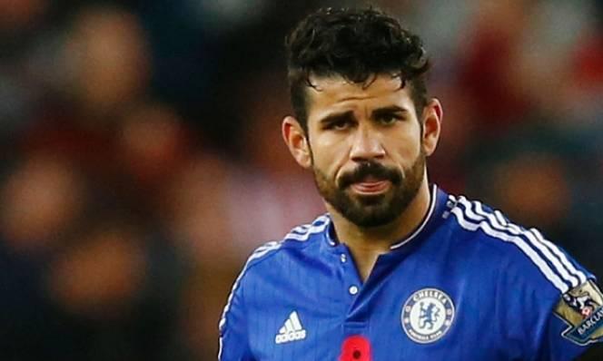 Sao Atletico Madrid kêu gọi Diego Costa quay về