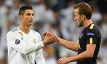"Harry Kane ""hẹn ước"" Ronaldo: Real ""tế thần"" Bale"
