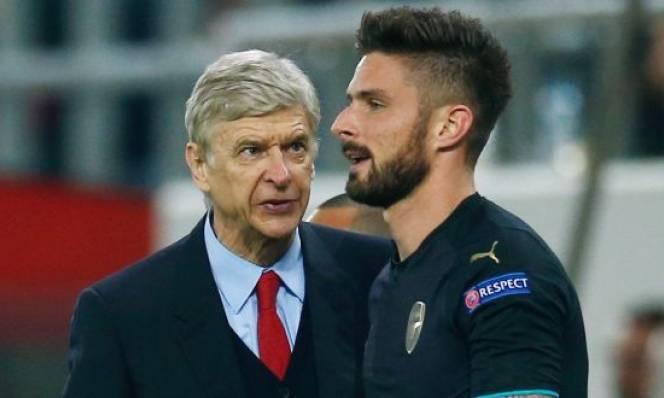 Các cầu thủ Arsenal vẫn ủng hộ Wenger
