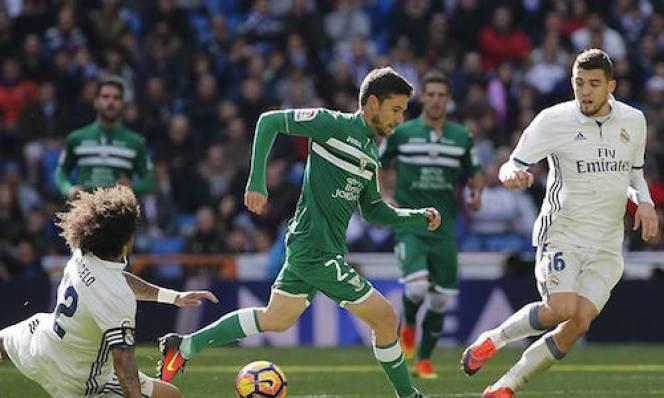 SOI SỐ BÀN THẮNG trận Leganes vs Real Madrid, 00h45 ngày 22/02