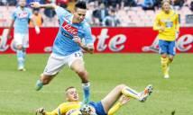Nhận định Verona vs Napoli, 01h45 ngày 20/08: Ra ngõ gặp núi cao