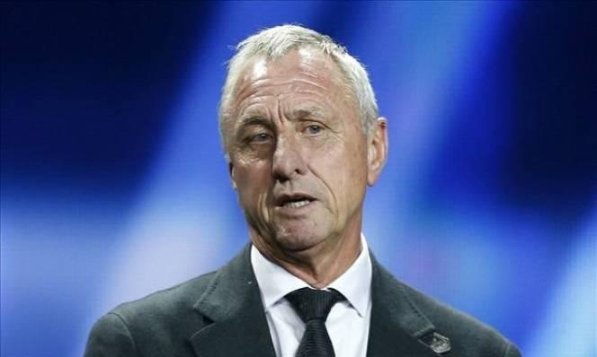 Sốc! Huyền thoại Johan Cruyff qua đời