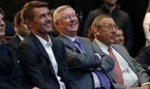 Sir Alex: 'MU nên coi trọng Europa League'