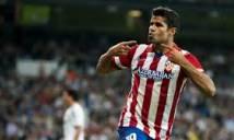 Atletico Madrid nhớ quay quắt Costa