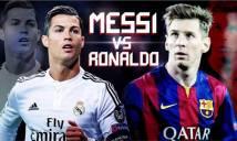 Vai trò của Ronaldo và Messi dần được hoán đổi