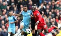 Lịch thi đấu bóng đá ngày 4/4:Đại chiến Liverpool - Man City