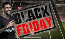 Ngày Black Friday và đội hình những ngôi sao