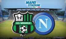 Sassuolo vs Napoli, 17h30 ngày 23/04: Không thể chống đỡ