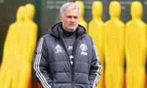 HLV Mourinho hé lộ tình hình lực lượng Man Utd trước trận gặp West Ham